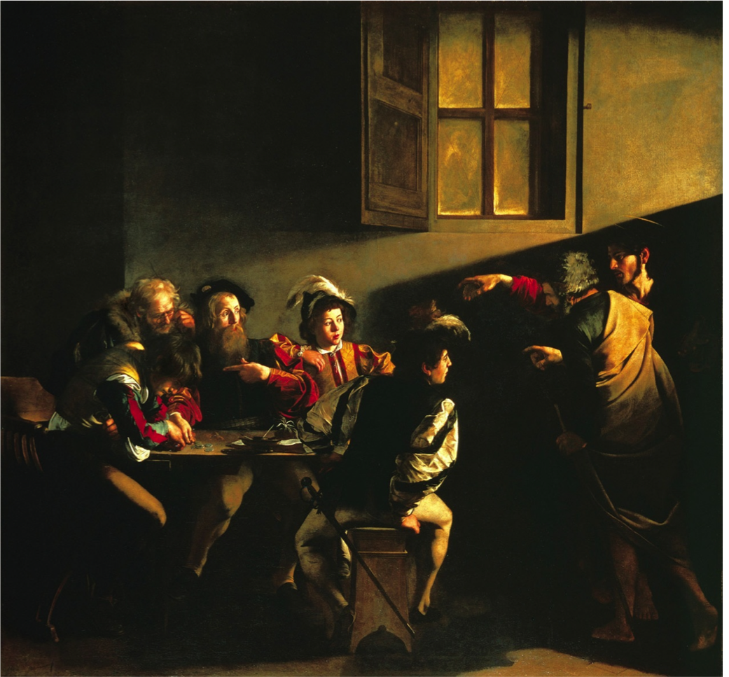 Kunst - Caravaggio, the Shape of Darkness