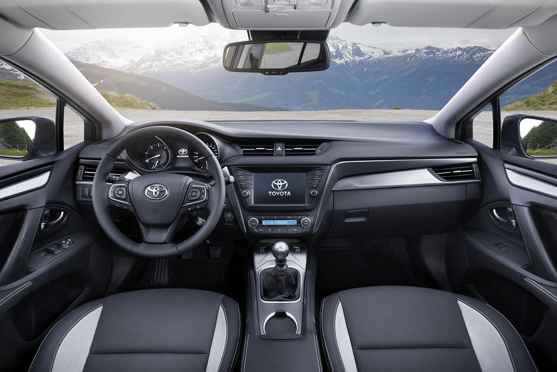 Avensis Interior