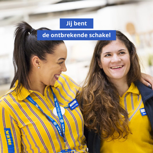 Om de supply chain uitdagingen aan te pakken voert IKEA België een nooit eerder gezien rekruteringsplan uit