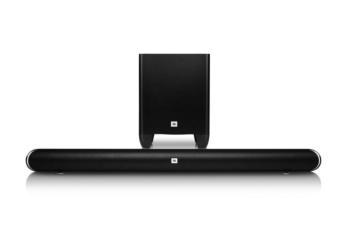 IFA 2014: Harman erweitert Heimkino-Portfolio um die Soundbar JBL Cinema SB350 und den drahtlosen Subwoofer JBL Cinema Base