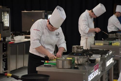 Worldskills, fabrique de chefs étoilés