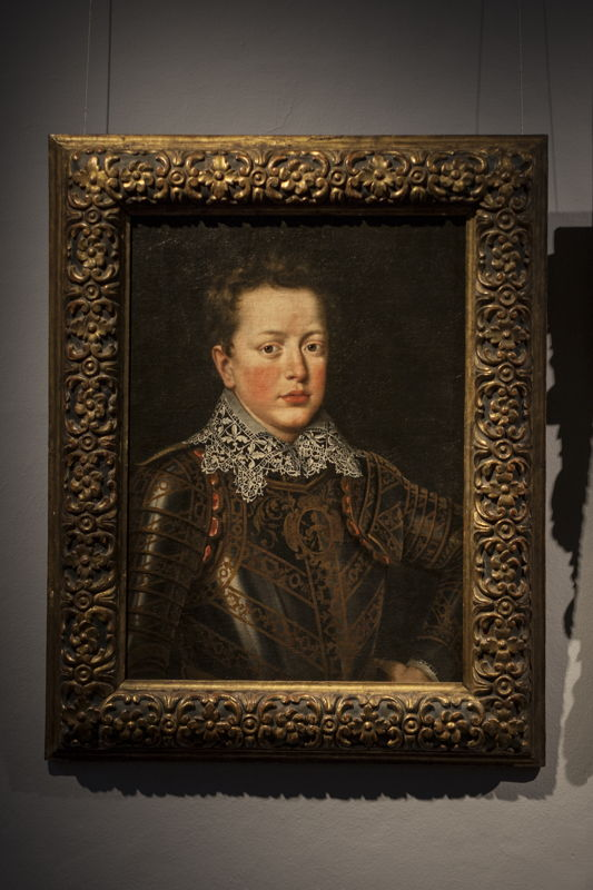 Frans Pourbus de Jonge, Portret van Ferdinando Gonzaga, (c) Ans Brys