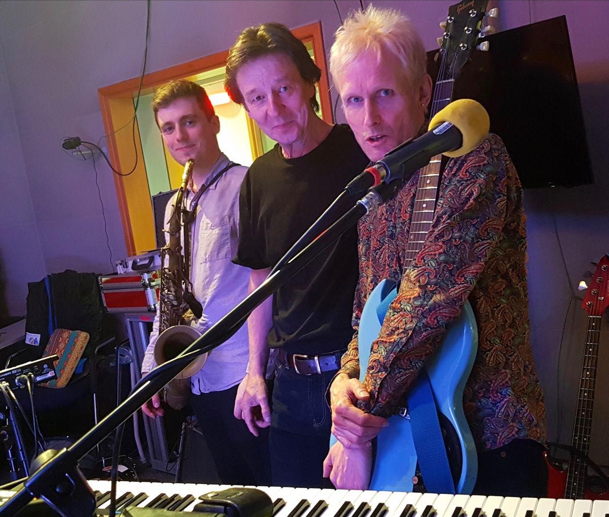 Fiat Lux - Will Howard, Steve Wright, David P Crickmore