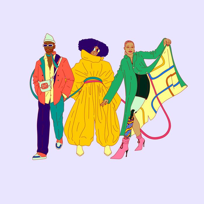 Semana de la moda de 2021: Sergio Hudson y Pinterest se asocian para crear una experiencia de estilo que te inspire: desde la pasarela hasta tu armario