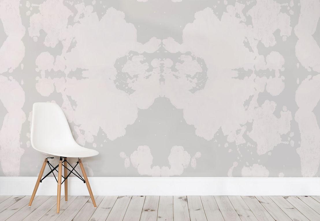 White and Grey Rorschach