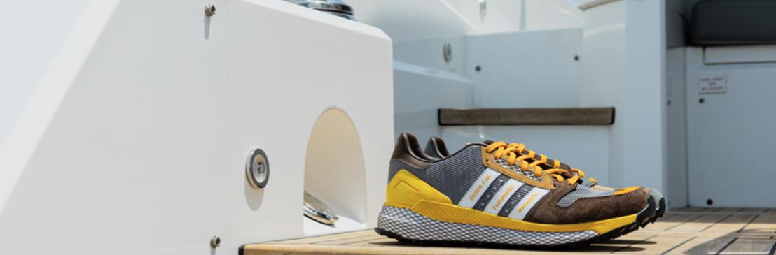 """adidas Originals y Human Made celebran al icónico colorway """"aqua"""""""