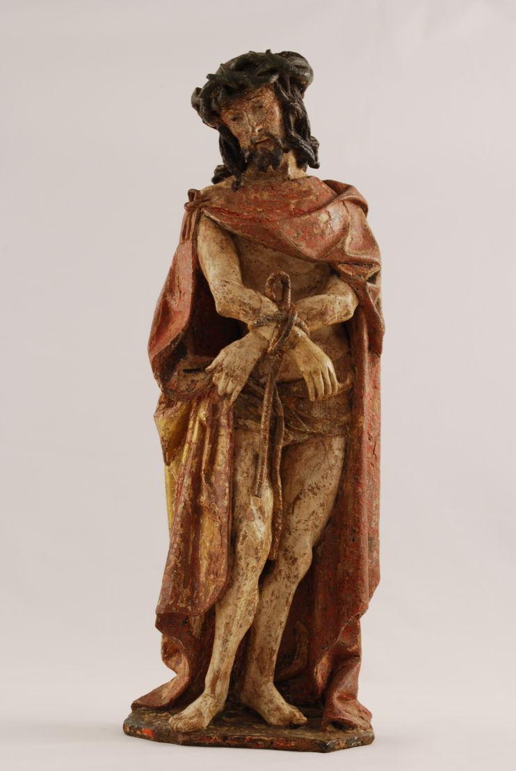 Ecce Homo, toegeschreven aan het atelier van Jan Borman (c) M - Museum Leuven