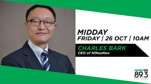 HiNounou's Founder Interviewed by Singapore's Business Radio Money FM 89.3