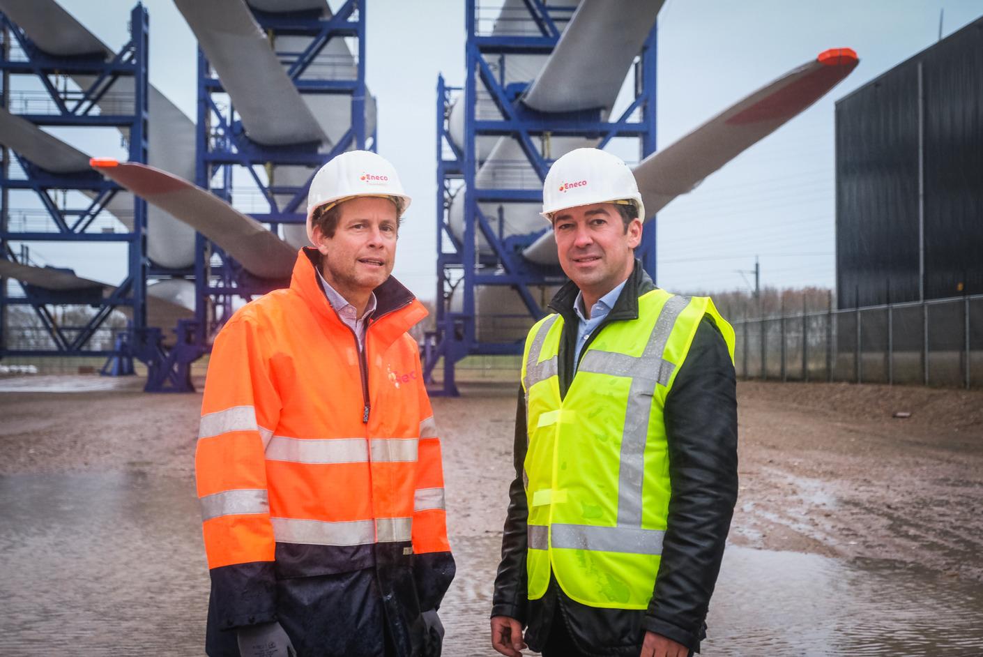 Meer dan 1 miljoen Eneco-klanten sneller op groene en lokale stroom dankzij 58 SeaMade-windturbines