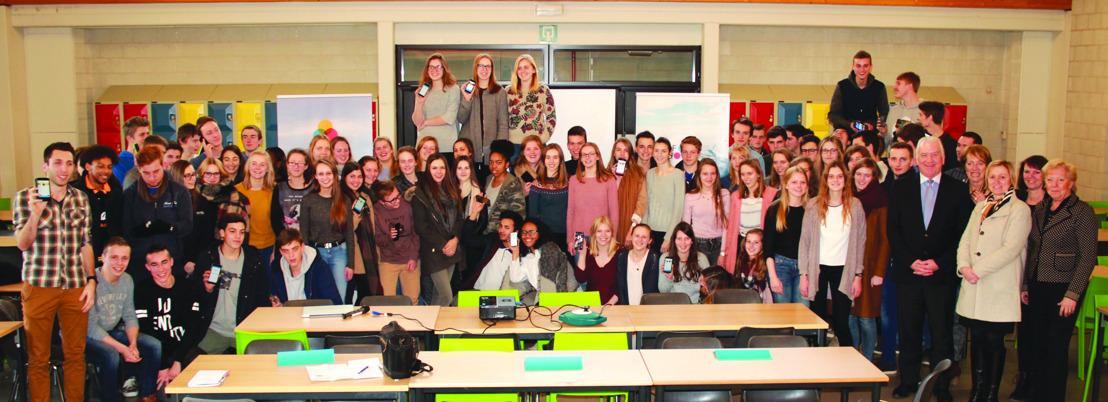 School in Vlaams-Brabant haalt 13.000 auto's van de baan