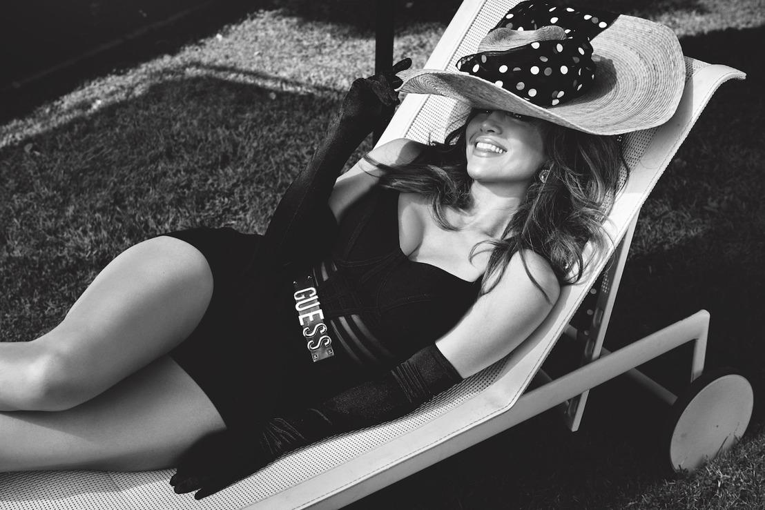 GUESS Women SS18 x Jennifer Lopez Campaign