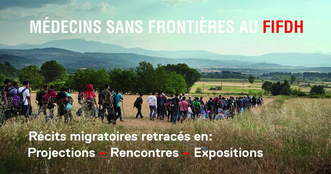 MSF au Festival du film et forum international sur les droits humains (FIFDH)
