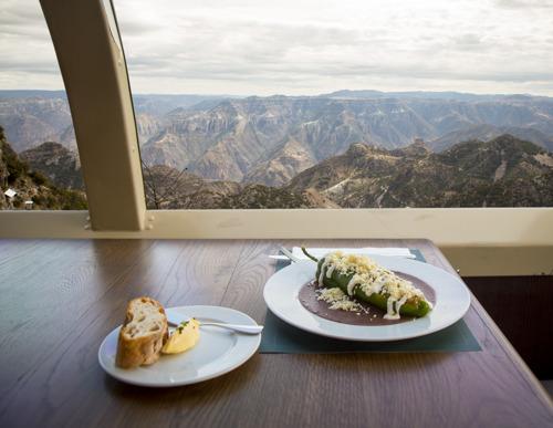 Urike: Una experiencia gastronómica de primer nivel dentro del Chepe Express