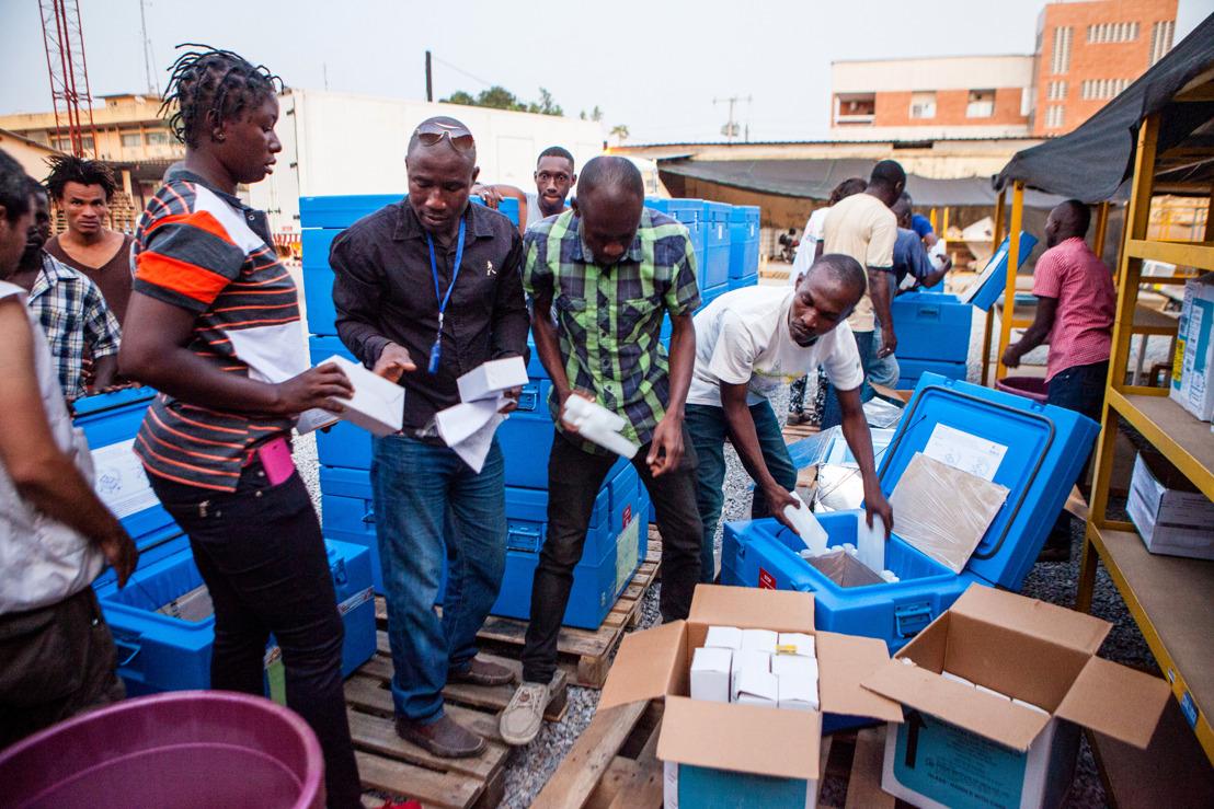 La Guinée se bat contre une importante épidémie de rougeole