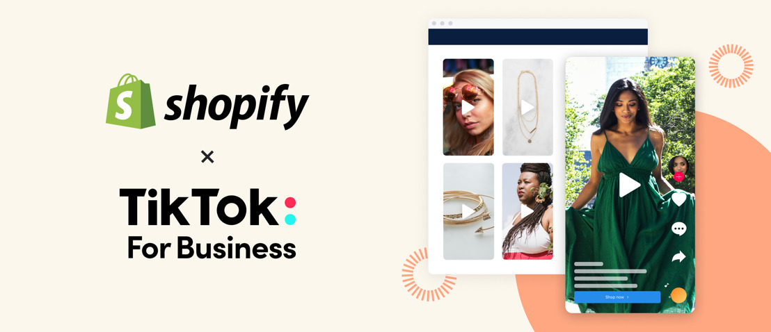 Dancing to a new beat: Shopify brings commerce to TikTok