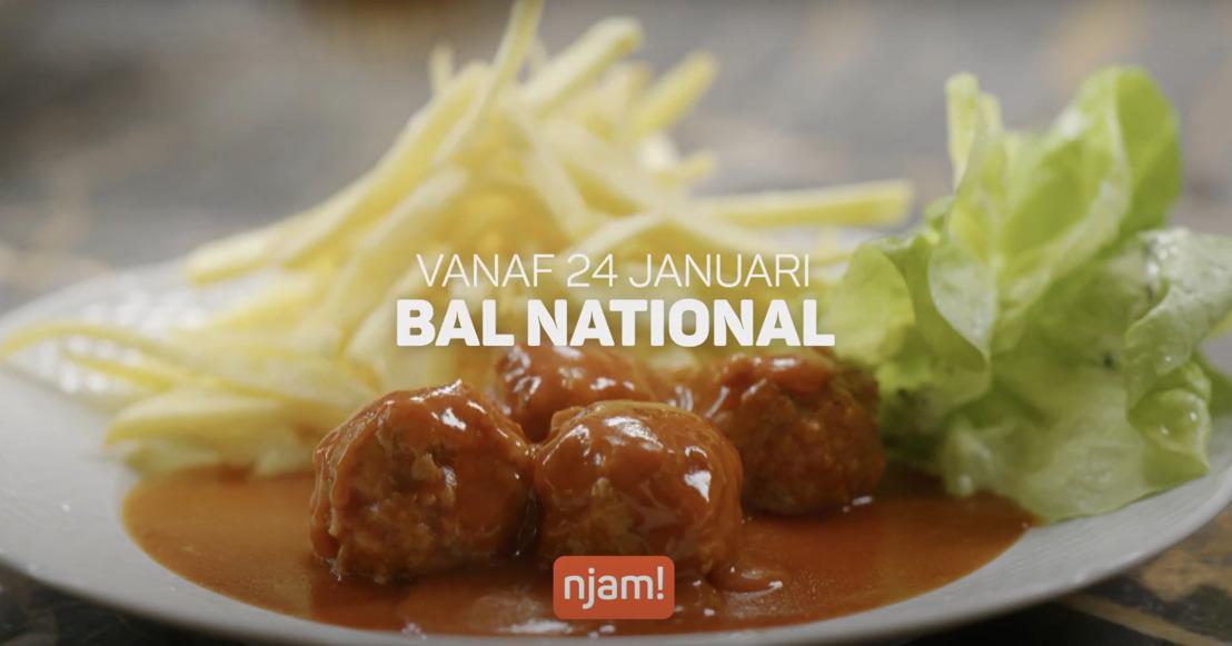 Hotel Hungaria en njam! bundelen krachten voor Bal National