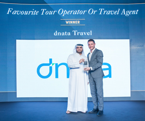 dnata Travel Voted Favourite Travel Agent by Readers of Condé Nast Traveller Middle East