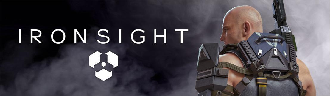 Ironsight: Open-Beta-Test startet am 1. Februar 2018