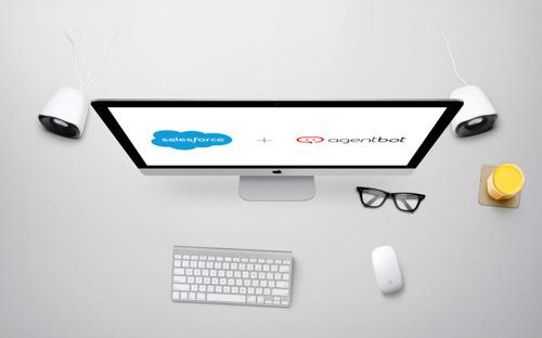 Aivo anuncia AgentBot en el AppExchange de Salesforce, el mercado de aplicaciones empresariales líder en el mundo
