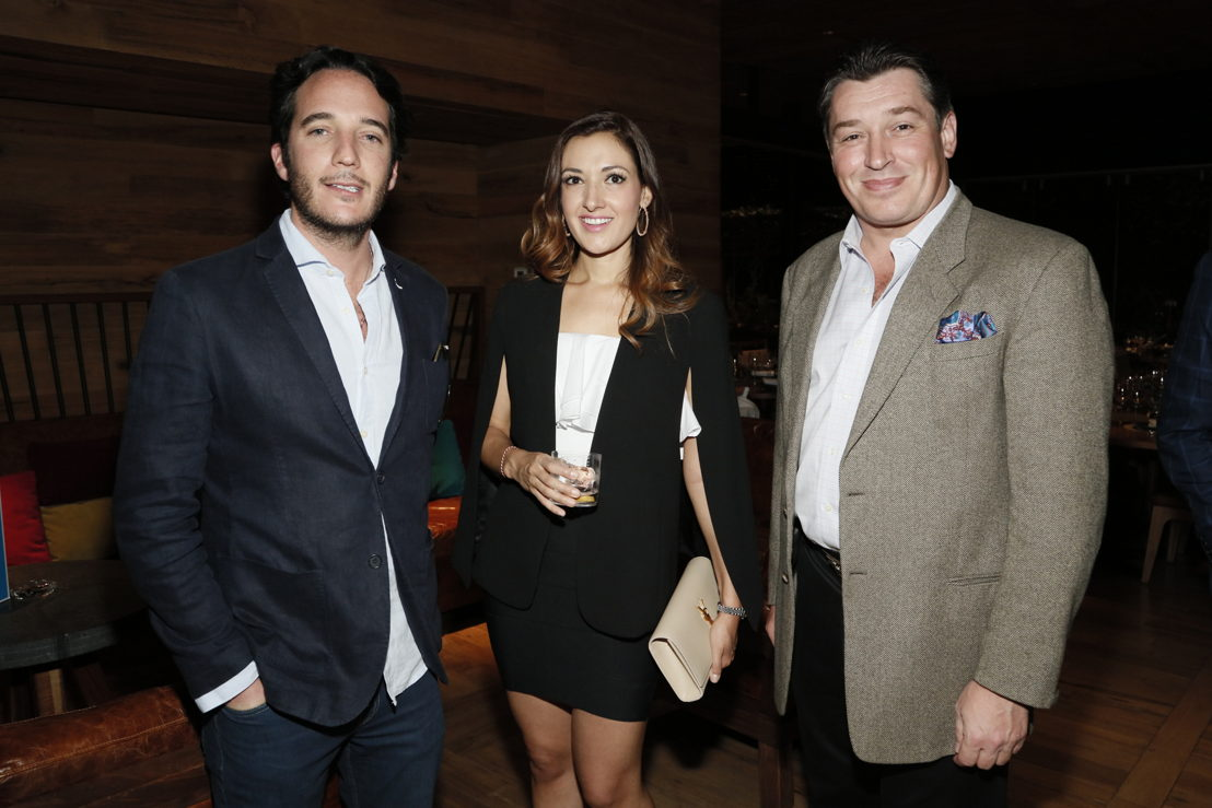 Fernando Lopez, Gabriela Villarreal, Julien Debarle