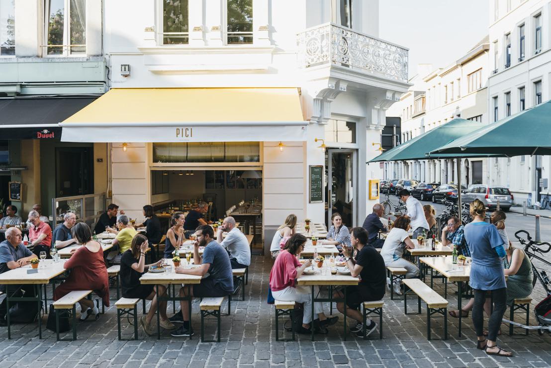 Proef verse pasta bij 'Pici' in Antwerpen
