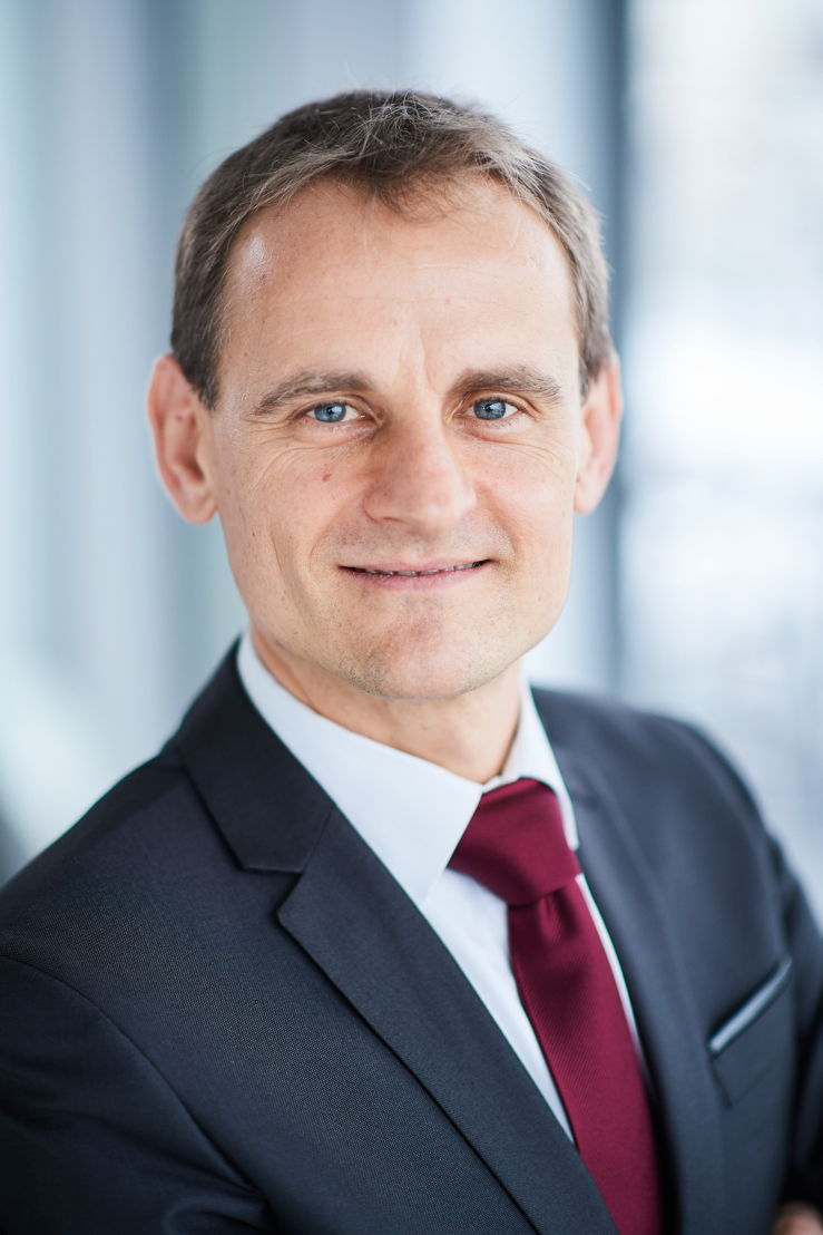 Ulrich Bouly, directeur Operations