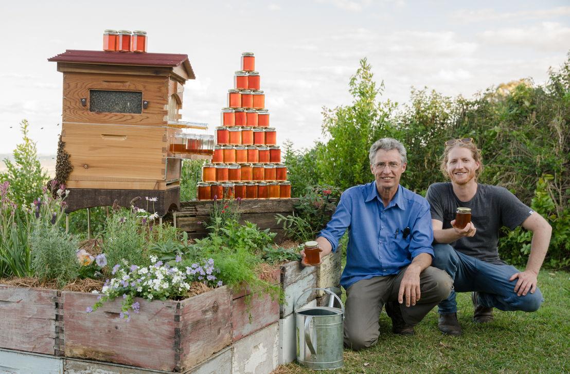 Cedar and Stu Anderson