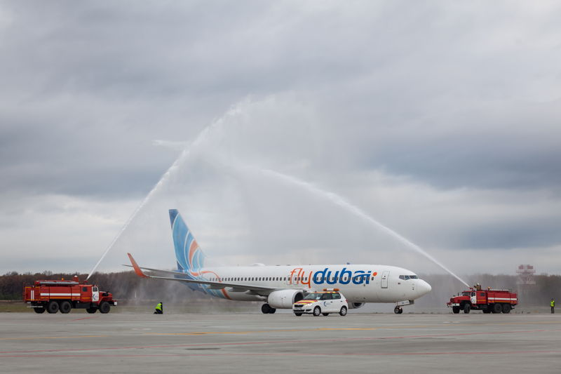flydubai touches down in Voronezh