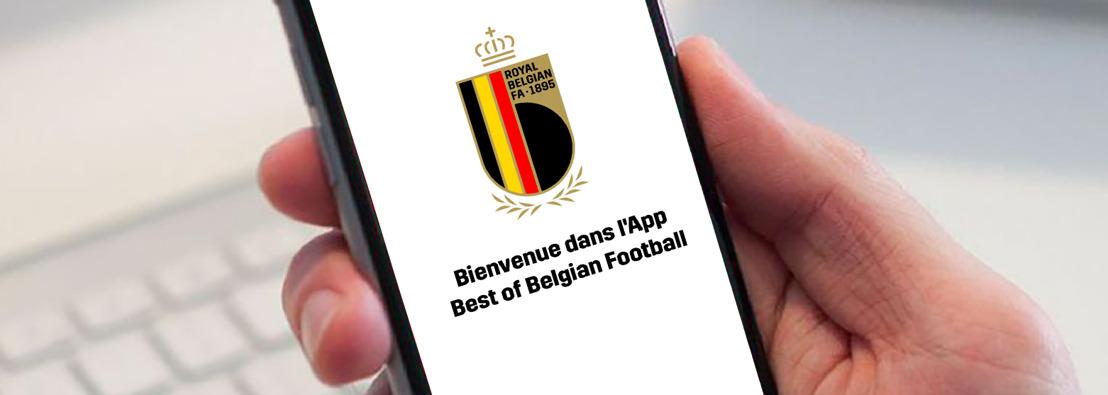 L'URBSFA, l'ACFF et Voetbal Vlaanderen permettent aux supporters de suivre virtuellement les performances de leurs joueurs