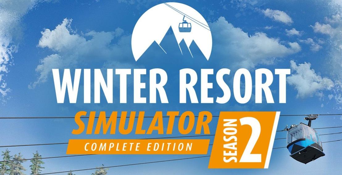 Hubschrauber, Sommerski oder Schneemobil-Rennen: Teilnehmer am Winter Resort Simulator Season 2 Modding Contest überraschen Entwickler mit Qualitätssprung