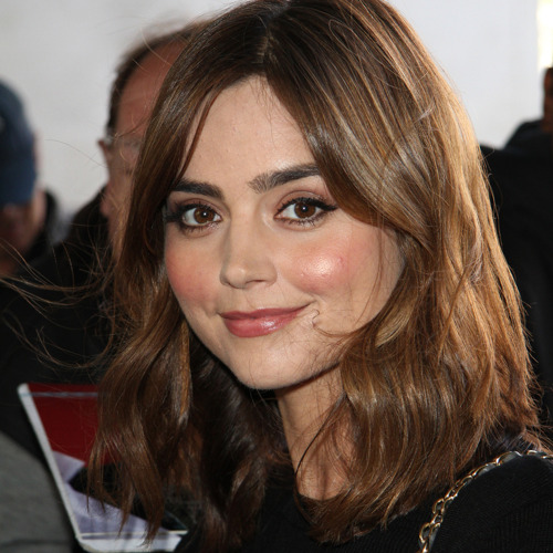 Jenna Coleman gracefully completes the FACTS line-up!