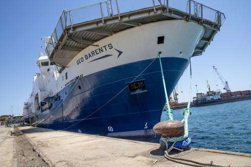 Reddingsschip Geo Barents in Italië vastgehouden: Artsen Zonder Grenzen vastbesloten om terug levens te redden op zee