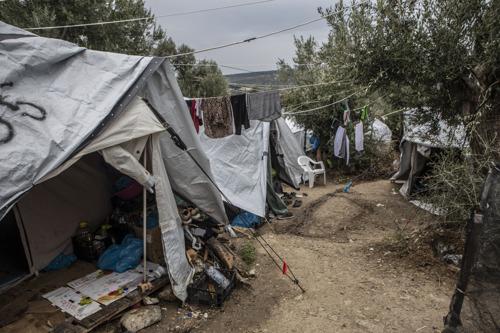 La evacuación de los deplorables campos de refugiados de las islas griegas es más urgente que nunca