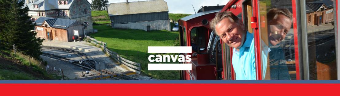 Nieuw op Canvas: Great Continental Railway Journeys