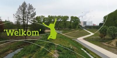 Nieuw Park Langerbrugge-Zuid in Gentse Kanaalzone in de kijker