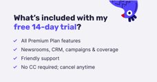 Eager to get started? Try Prezly for free