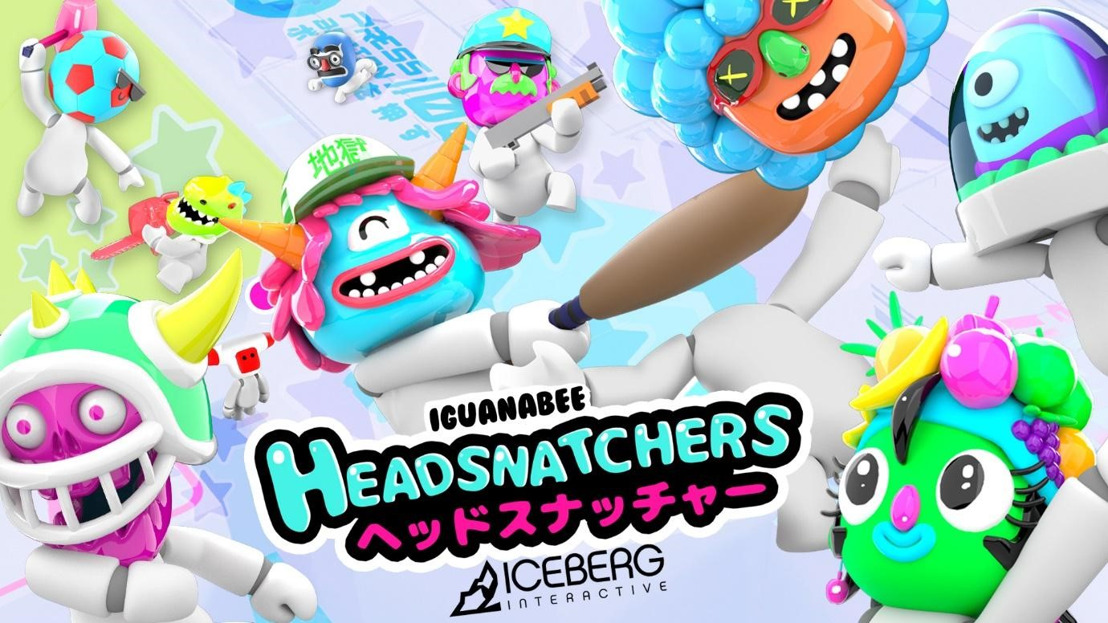 HEADSNATCHERS RELEASES INTO STEAM EARLY ACCESS