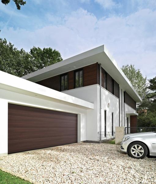Preview: Nieuw oppervlak voor garagepoorten met fotorealistisch design