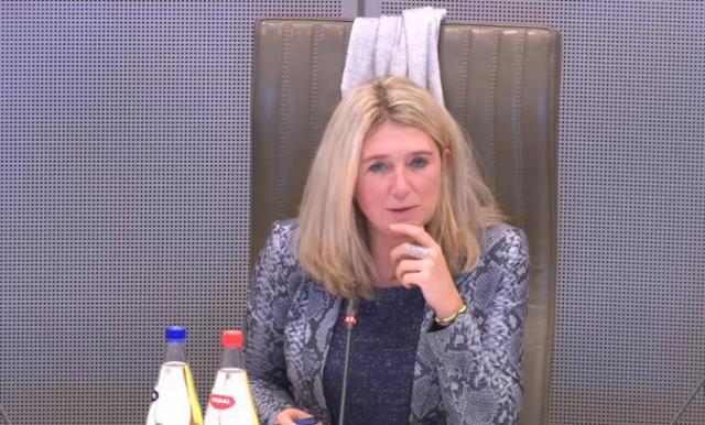 Mercedes Van Volcem<br/>Commissievoorzitter<br/>Commissie voor Bestuurszaken, Binnenlands Bestuur, Inburgering en Stedenbeleid