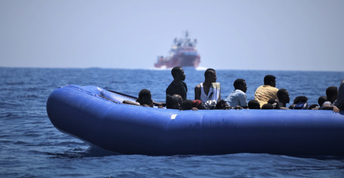 213 survivors disembark in Messina amidst deadly week in the Mediterranean (+B-roll)