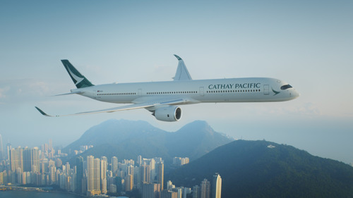 Cathay Pacific ready to support Hong Kong residents return home from the UK