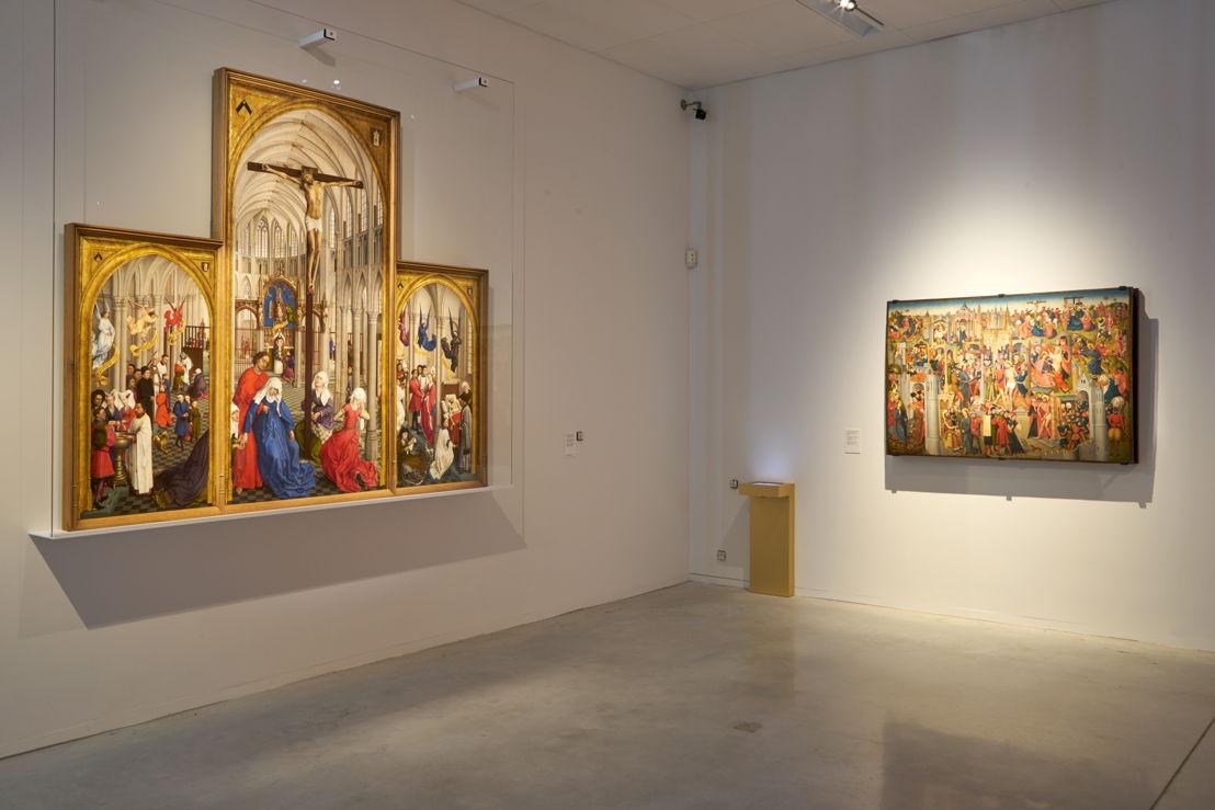 Collectiepresentatie 'De kracht van beelden' in M-Museum Leuven; Foto (c) Dirk Pauwels
