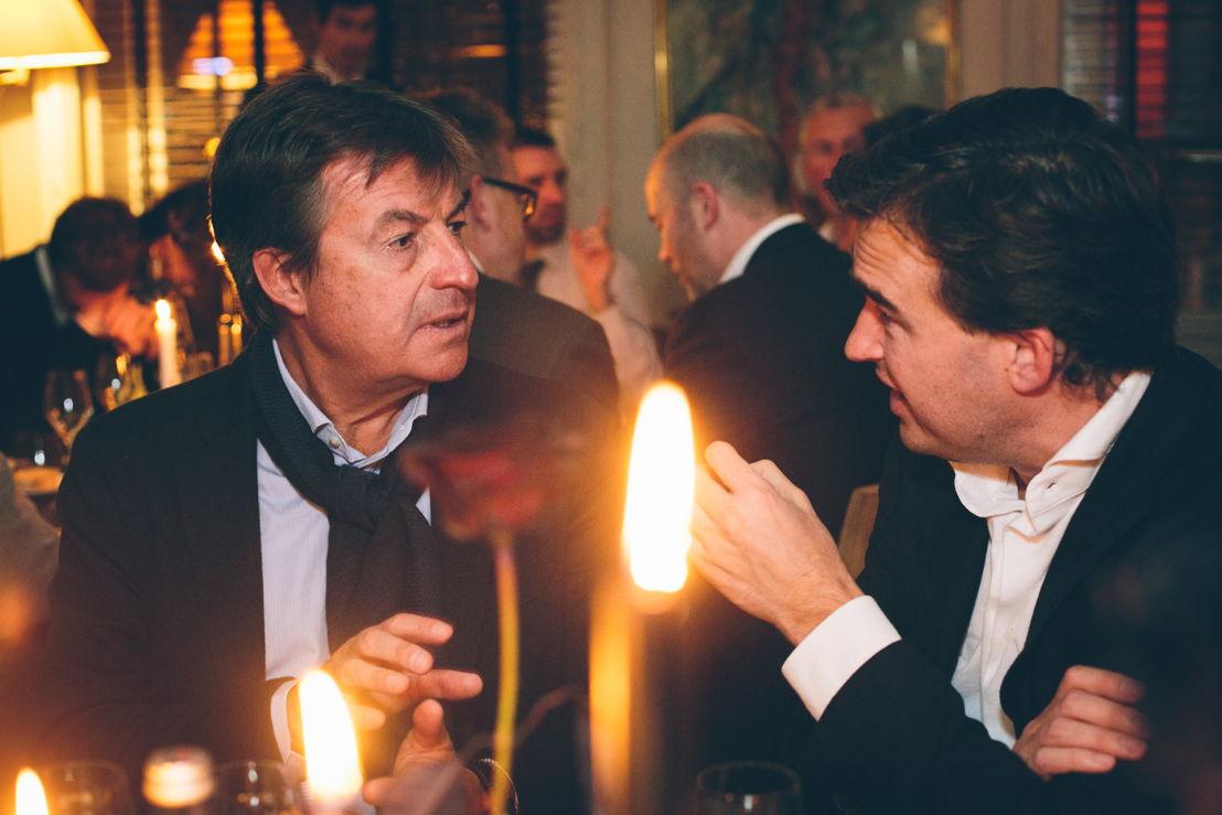 Gaetan Vigneron et Geoffroy Theunis