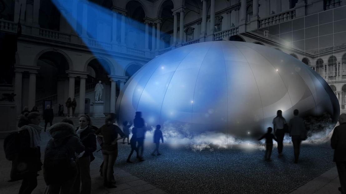 """Panasonic prepara """"Transitions"""", una emblemática instalación para Milan Design Week 2018"""