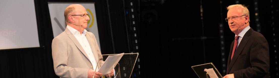 Nieuwjaarstoespraken voorzitter en gedelegeerd bestuurder VRT