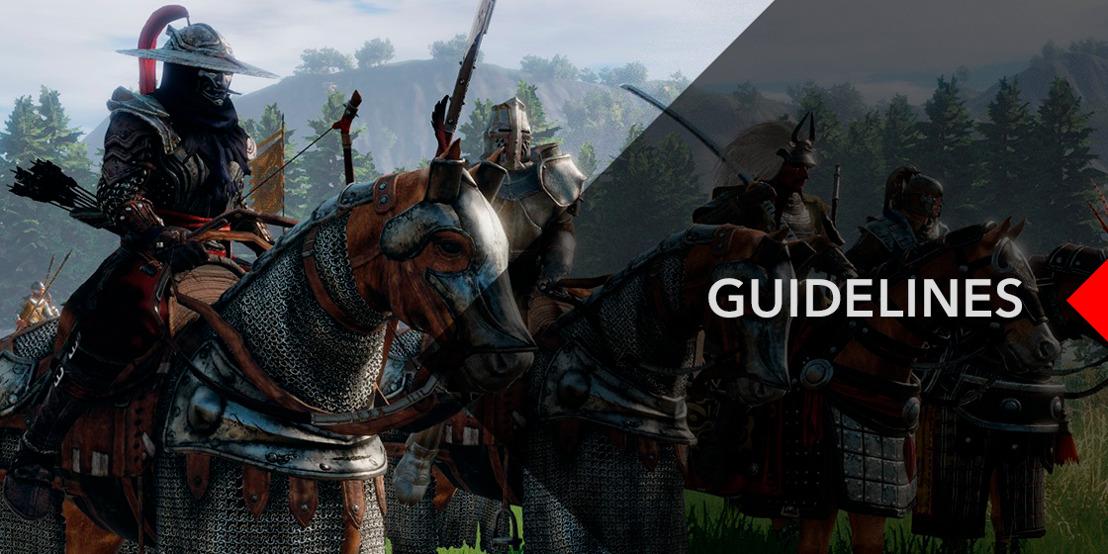 MY.GAMES Content Creator Program Guidelines