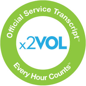 Survey of College Admissions Officers, Sponsored by x2VOL, Verifies Community Service Could be Tie-Breaker in Getting Accepted to College