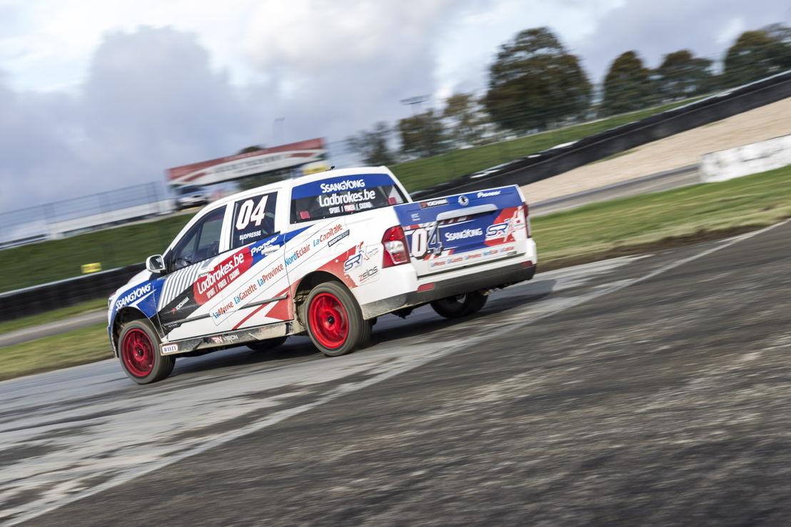Car Sudpresse • Winner of Round #8 Ladbrokes SRX Cup