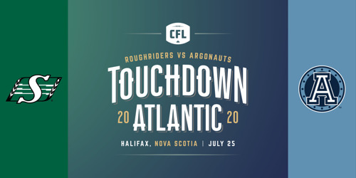 THE BIGGEST CFL TOUCHDOWN ATLANTIC EVER IS COMING TO HALIFAX THIS SUMMER