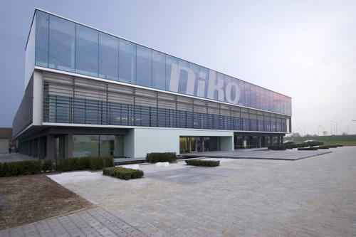 Niko bekroond met 'Factory of the Future' award